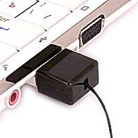 USB флешка из камня агат: в ноутбуке