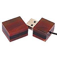 USB накопитель из узорчатого агата: открытая