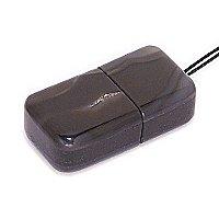 USB накопитель из черного агата: общий вид