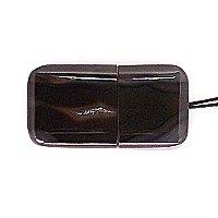 USB накопитель из черного агата: вид сверху