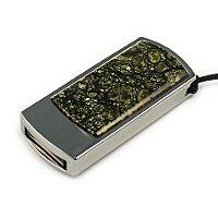 Подарочная USB флешка со змеевиком: общий вид