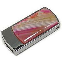 Агатовый USB диск: общий вид