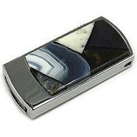 Ювелирная USB флешка с мозаикой: общий вид