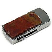 Яшмовый USB диск: надежный фиксатор